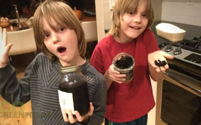 Episode 10 – Terran and River Brew Up Super Delicious and Fun to Make Chaga Tea