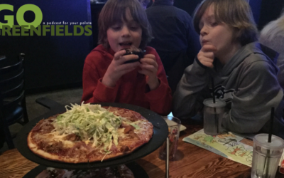 Flying Goat Pizza Review