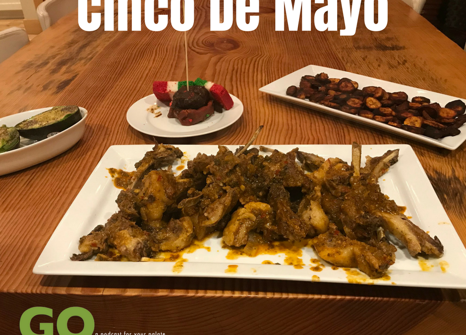 Celebrating Cinco De Mayo Mexican Pork Ribs in Adobo