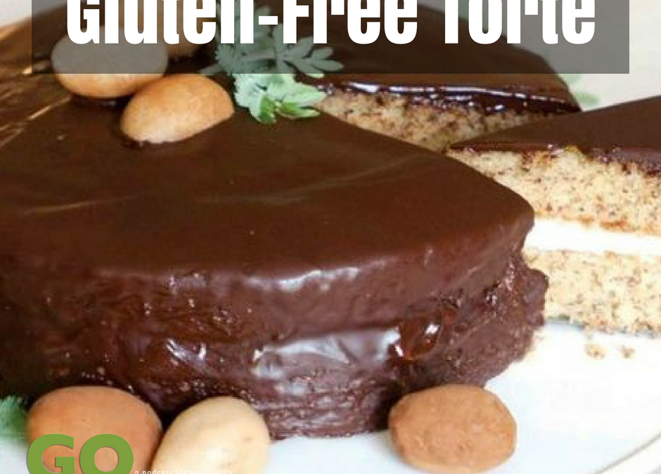 How To Make A Gluten Free Pastry Cream Torte