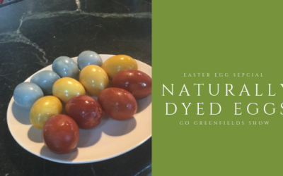 Easter Special – Terran and River Naturally Dye Eggs For The Holidays